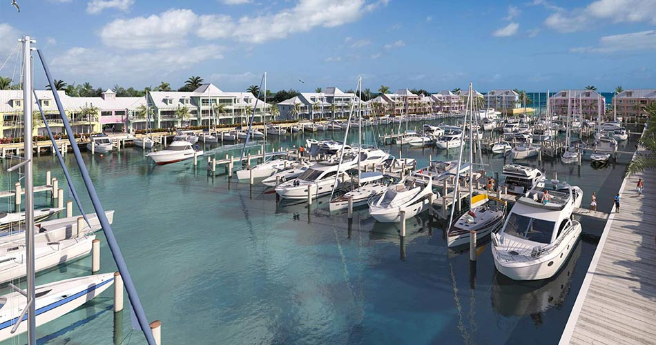Marina rates secure luxury bahamas marina homes and condos for Nassau fishing charters
