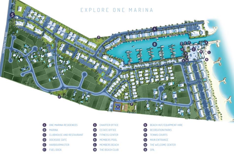 One Marina Masterplan